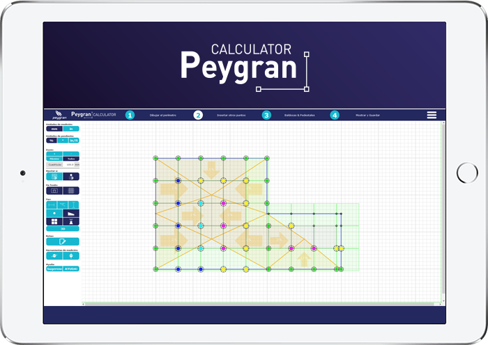 Calculator Peygran Plano