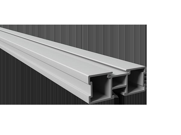 Rastrel Aluminio para Suelo Elevado Peygran