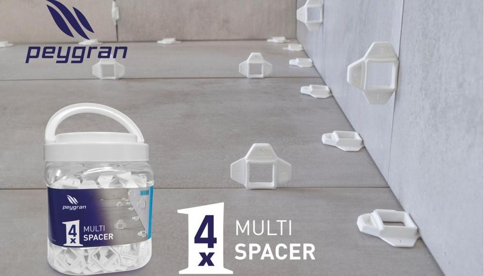 Crucetas Multispacer 4x de Peygran.
