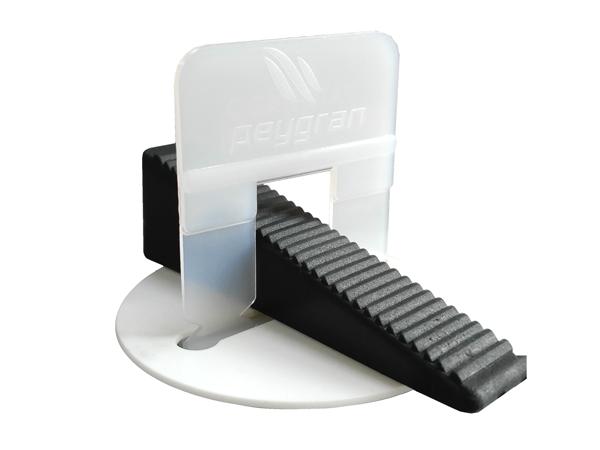 Protección para baldosas al usar Sistema de Nivelación Peygran